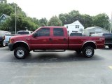 2001 Ford F350 Super Duty XL Crew Cab 4x4 Data, Info and Specs