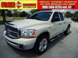2006 Bright White Dodge Ram 1500 SLT Quad Cab #51242305