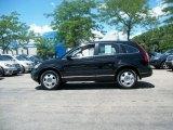2010 Crystal Black Pearl Honda CR-V LX AWD #51242383