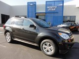 2011 Black Granite Metallic Chevrolet Equinox LT AWD #51268060