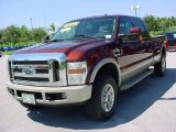 2008 Ford F350 Super Duty King Ranch Crew Cab 4x4 Data, Info and Specs