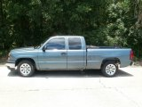 2006 Blue Granite Metallic Chevrolet Silverado 1500 Work Truck Extended Cab #51272321