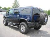 2007 Hummer H2 All Terrain Blue