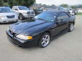 1994 Black Ford Mustang GT Convertible #51288542