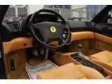 1995 Ferrari F355 Spider Tan Interior