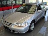 2002 Satin Silver Metallic Honda Accord SE Sedan #51289084