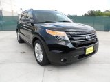 2011 Tuxedo Black Metallic Ford Explorer Limited #51288565