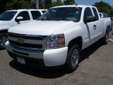 2011 Summit White Chevrolet Silverado 1500 LS Extended Cab #51287589