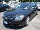 2012 Black Granite Metallic Chevrolet Malibu LS #51287592