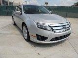 2011 Ingot Silver Metallic Ford Fusion SE #51288573