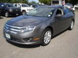 2010 Sterling Grey Metallic Ford Fusion SE V6 #51287612
