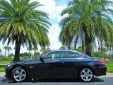 2009 Monaco Blue Metallic BMW 3 Series 328i Convertible #51288189