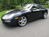 2007 Midnight Blue Metallic Porsche 911 Carrera 4 Cabriolet #51288202