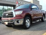 2010 Salsa Red Pearl Toyota Tundra Double Cab #51288203