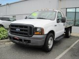 2006 Ford F350 Super Duty XL Regular Cab Stake Truck Data, Info and Specs