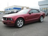 2006 Redfire Metallic Ford Mustang GT Premium Convertible #51289818