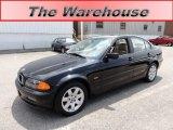 2001 Jet Black BMW 3 Series 325xi Sedan #51287661