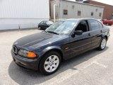 2001 Jet Black BMW 3 Series 325xi Sedan #51287662