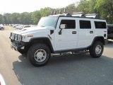 2003 White Hummer H2 SUV #51289874