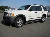 2004 Oxford White Ford Explorer XLS 4x4 #51289880