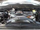 2008 Dodge Ram 3500 Lone Star Quad Cab 4x4 6.7 Liter Cummins OHV 24-Valve BLUETEC Turbo-Diesel Inline 6-Cylinder Engine