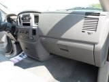 2008 Dodge Ram 3500 Lone Star Quad Cab 4x4 Dashboard