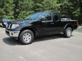 2008 Nissan Frontier XE King Cab Data, Info and Specs