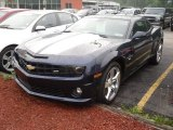 2010 Imperial Blue Metallic Chevrolet Camaro SS Coupe #51287676