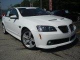 2009 White Hot Pontiac G8 GT #51287677