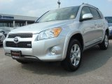 2011 Classic Silver Metallic Toyota RAV4 V6 Limited 4WD #51288236