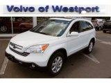 2008 Taffeta White Honda CR-V EX-L 4WD #51289199