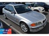 2001 Titanium Silver Metallic BMW 3 Series 325i Sedan #51288631