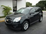 2011 Black Granite Metallic Chevrolet Equinox LT #51288274