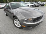 2011 Sterling Gray Metallic Ford Mustang V6 Premium Coupe #51288657