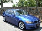 2008 Montego Blue Metallic BMW 3 Series 335i Sedan #51288288