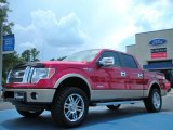 2011 Ford F150 Lariat SuperCrew 4x4