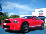 2012 Race Red Ford Mustang Shelby GT500 SVT Performance Package Coupe #51288307