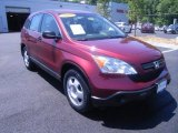 2008 Tango Red Pearl Honda CR-V LX 4WD #51290007
