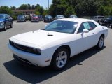 2011 Bright White Dodge Challenger SE #51289241