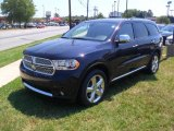 2011 Blackberry Pearl Dodge Durango Citadel 4x4 #51289245