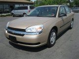 2005 Light Driftwood Metallic Chevrolet Malibu Sedan #51289261