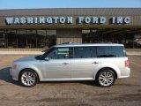 2010 Ingot Silver Metallic Ford Flex Limited EcoBoost AWD #51288736