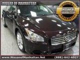 2010 Crimson Black Nissan Maxima 3.5 SV Sport #51290040