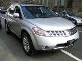 2007 Brilliant Silver Metallic Nissan Murano SL AWD #51290053