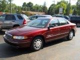 1999 Buick Century Santa Fe Red Pearl