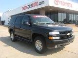 2004 Black Chevrolet Tahoe Z71 4x4 #51288761