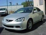 2005 Satin Silver Metallic Acura RSX Sports Coupe #5137093