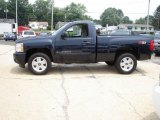 2007 Chevrolet Silverado 1500 LT Regular Cab 4x4 Data, Info and Specs