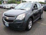 2010 Black Chevrolet Equinox LS #51288394