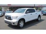 2011 Super White Toyota Tundra TRD CrewMax 4x4 #51288770
